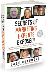 Secrets of Marketing Experts Exposed!